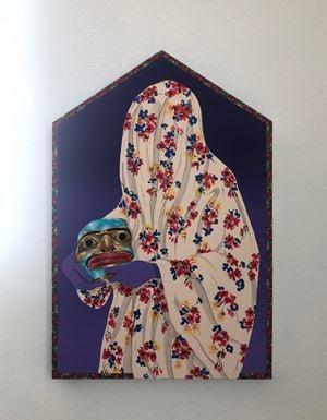 We All Wear Them by Amir H. Fallah contemporary artwork