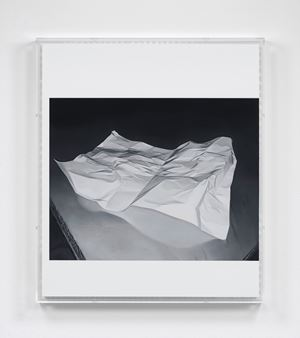 Paper by James White contemporary artwork