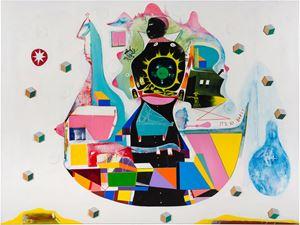 Odyssey by Gareth Sansom contemporary artwork