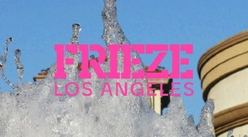 Contemporary art exhibition, Frieze Los Angeles 2019 at Thomas Dane Gallery, London