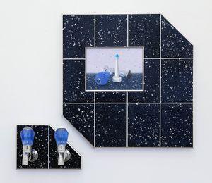 Midnight Splash by Emily Hartley-Skudder contemporary artwork