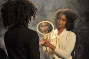 The Considered, See Bergman by Carrie Mae Weems contemporary artwork