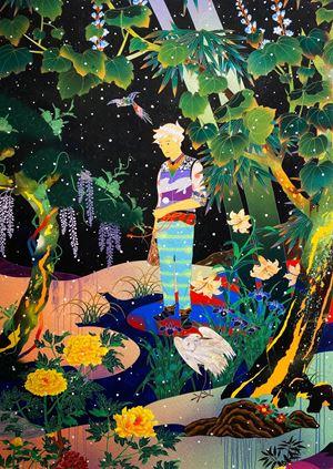 Failing Passage by Tomokazu Matsuyama contemporary artwork