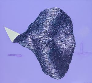 Bilangan Kosong by Gusmen Heriadi contemporary artwork