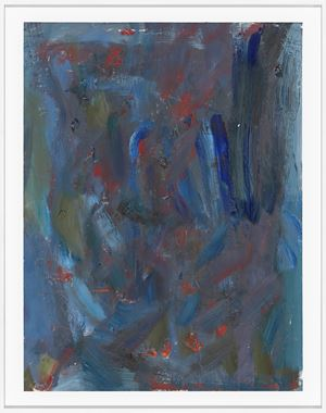 Sleepless I by Sabine Moritz contemporary artwork