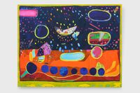 Terra deu, Terra come by Bruno Dunley contemporary artwork painting