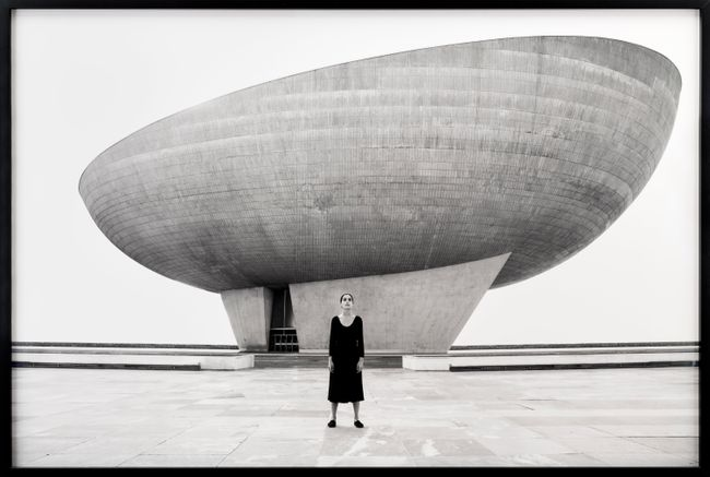 Untitled, from Roja Series by Shirin Neshat contemporary artwork