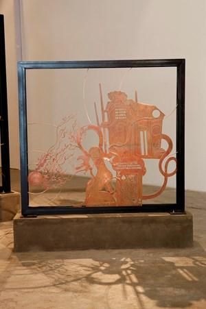 Emerald Tablet No. 1 by Chen Xiaoyun contemporary artwork