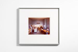 Interior, John's Café, Bedfordshire by Paul Graham contemporary artwork