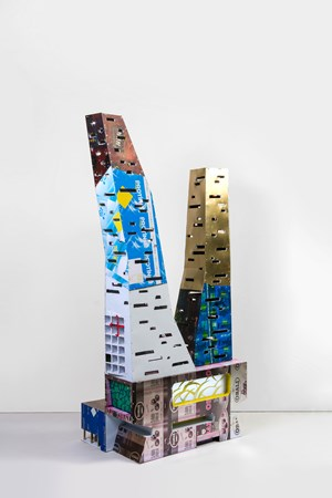 Victory Monument by Antonio Cosentino contemporary artwork