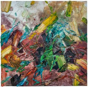 Alam Takambang (Nature Unfolds) by Erizal As contemporary artwork