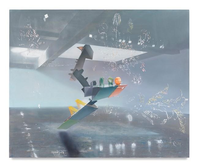 Warp and Weft by Tom LaDuke contemporary artwork