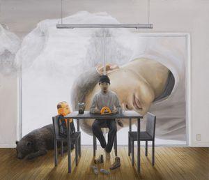 Untitled by Tetsuya Ishida contemporary artwork painting