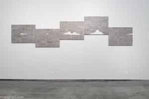 Punctuation-Dwelling in the Mountains by Shen Fan contemporary artwork