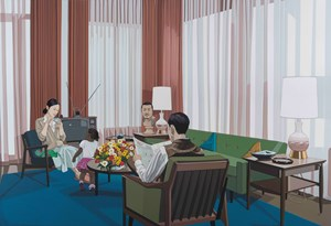 National Conditions by Chen Fei contemporary artwork