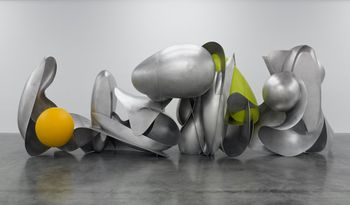 Liu Wei's Postmodern Ruins Explore the Limits of Perception