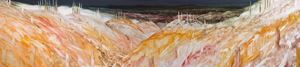 How to create a desert by John Walsh contemporary artwork
