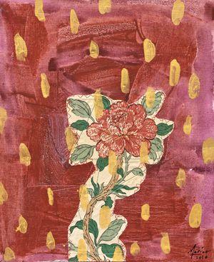 Beast Rose by Marina Cruz contemporary artwork