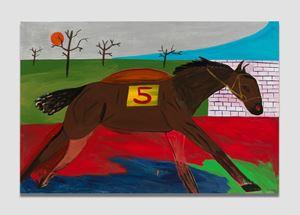Chocolate Genius by Marcus Jahmal contemporary artwork