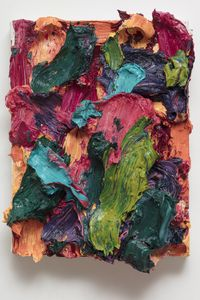 Willing to Lose A Childhood Friendship No.1 by Zhu Jinshi contemporary artwork painting