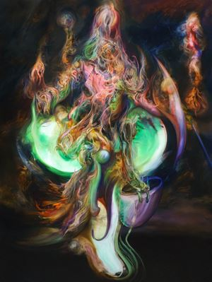 Mother of Nothing by Ruben Pang contemporary artwork