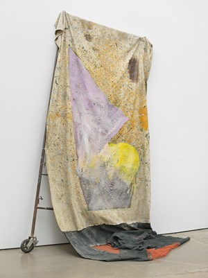 Untitled by David Hammons contemporary artwork
