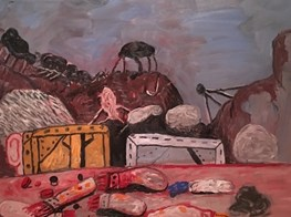 Philip Guston's Echoes
