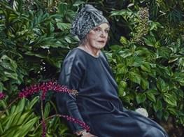 Archibald Prize 2016: Natasha Bieniek's tiny portrait of Wendy Whiteley a head in front to win