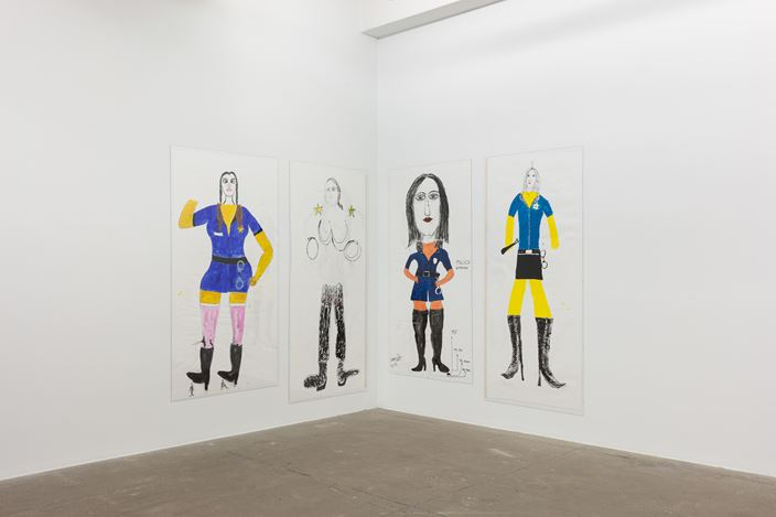 Exhibition view: Group Exhibition, Do You Love Me?, P•P•O•W Gallery, New York (31 May–29 June 2019). Courtesy P•P•O•W Gallery.