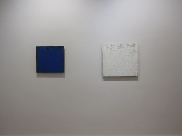 Exhibition view: Group Exhibition, Ausblicke, Galerie Albrecht, Berlin (29 May–25 July 2020). Courtesy Galerie Albrecht.