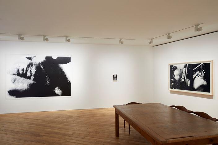 Exhibition view: Daido Moriyama,Silkscreen,Taka Ishii Photography / Film, Tokyo (11 January–22 February 2020).Courtesy Taka Ishii Gallery. Photo: Kenji Takahashi.