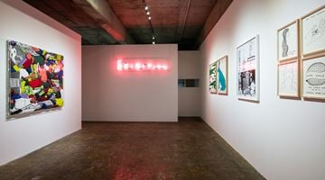 Contemporary art exhibition, David Shrigley / Teppei Kaneuji, David Shrigley / Teppei Kaneuji at Yumiko Chiba Associates, Tokyo