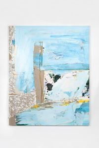 Sky Pieces by Teelah George contemporary artwork painting