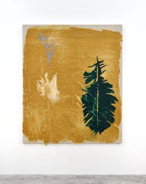 Penetrable - Rainforest #3 by Thu Van Tran contemporary artwork
