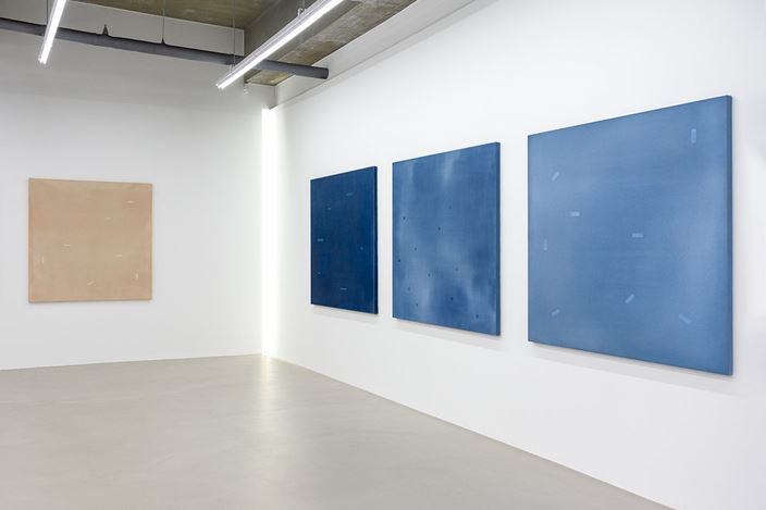 Exhibition view: Liam Stevens, From Form, Gallery One Four, Seoul (12 April–1 June 2019). Courtesy Gallery One Four.