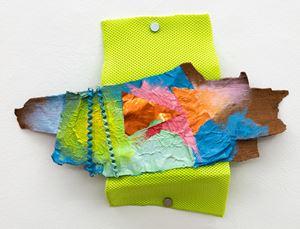 Spirited Away by Jessica Stockholder contemporary artwork