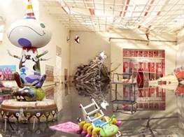 David LaChapelle's 'Seismic Shift' - Reflex Amsterdam