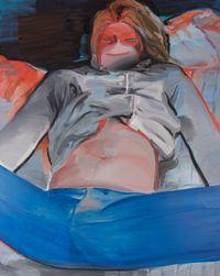 Night Freaks 1 by Eunsae Lee contemporary artwork painting