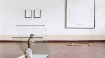 Contemporary art exhibition, Alicja Kwade, AMTSALON Berlin at Kantstraße 79, Berlin, Germany