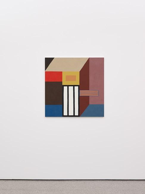 Off center by Nathalie Du Pasquier contemporary artwork