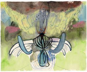 Untitled No.5 by Huang Juan contemporary artwork