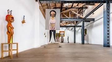 Contemporary art exhibition, Izumi Kato, Solo Exhibition at Perrotin, Shanghai