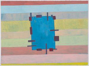 Untitled (K - 56) by Thomas Nozkowski contemporary artwork