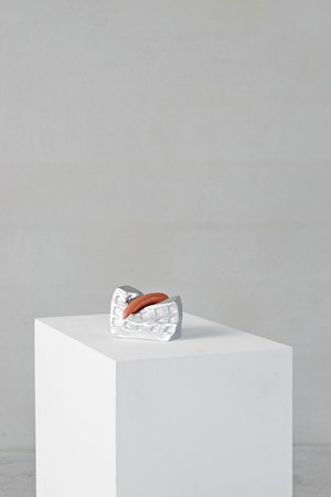 Smack! (Abstract Attack) by Erwin Wurm contemporary artwork