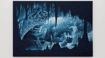 Contemporary art exhibition, Daniel Arsham, Time Dilation at Perrotin, New York