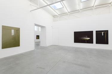 Exhibition view:Hyun-Sook Song, 7 Brushstrokes, Zeno X Gallery, Antwerp (17 January–24 February 2018). Courtesy Zeno X Gallery, Antwerp.