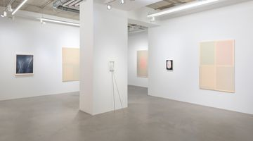 Contemporary art exhibition, Kate Andrews & Daniel Schubert, nuances at SETAREH, Düsseldorf, Germany