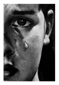 Woman Crying #21 by Anne Collier contemporary artwork photography, print