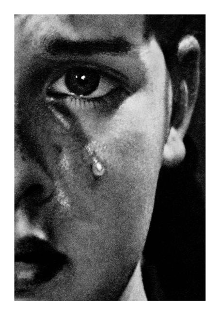 Woman Crying #21 by Anne Collier contemporary artwork