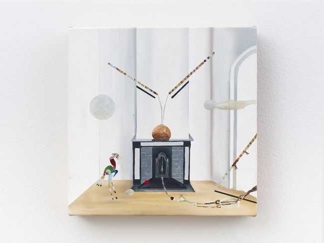 Cruising Altitude by Rebecca Sharp contemporary artwork